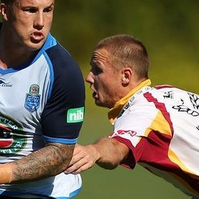 Trent Hodkinson. Photo: Getty Images