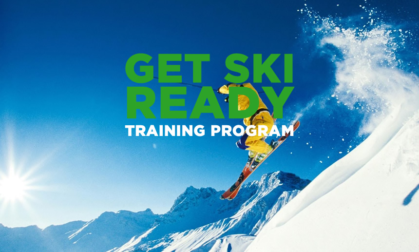 Training program for skiing
